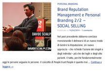 Brand Reputation - Davide Scialpi - Spontaneous Comments about Davide Scialpi by others! / BRAND REPUTATION MANAGEMENT -  / by Davide Scialpi