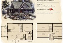 Cabins / The cabins at FireSong