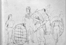 zajimavosti / native americans' work