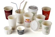 Custom branded catering disposables