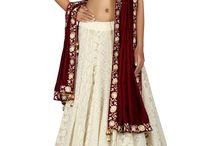 Indian Designer Lehnga's