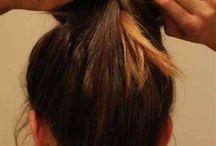 Short hair cust for women
