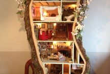 Doll Houses and Minis