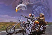 Easy Rider lifestyles