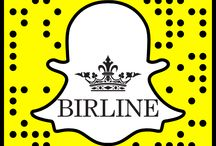 SNAPCHAT / FOLLOW US ON SNAPCHAT--> name: BIRLINE   #snapchat #watches #harristweed #birline