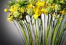 Blommor och design