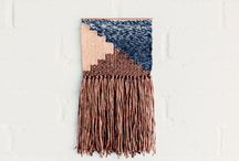 + weaving +
