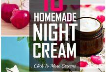 Homemade cream