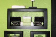 Bedroom Ideas / by Kayla Latham