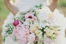 Bouquets / Light & White / Beautiful bouquets in white and light colors. / by Laura Birney