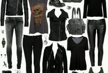punkrock outfitt