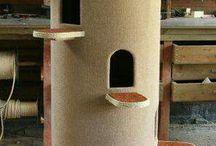 домики для кошки