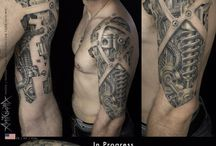 tattoo mechanic