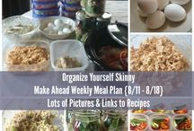 Meal Planning / by Nicole Juchem