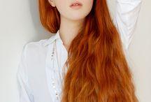 Fantastisch schönes Haar