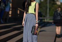 Spring Fashion / by Sheri