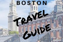 À visiter Boston