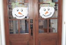 Door Hangers - double doors