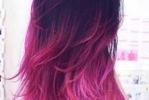 Hairstyles an colour