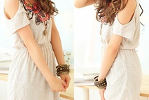 clothing / Clothes for girls and women.