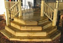 DIY - House / Porch, Deck & Floor / To do ideas for my house