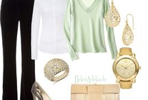 Outfits that I love and would absolutely wear! / by Myra Ruperto