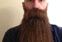 Barbe / Barbe molto lunghe