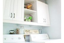 Laundry Room / by Kacie Yeager