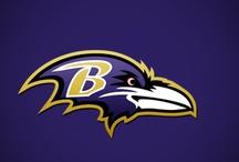 BALTIMORE RAVENS FEVER! / The Dundalk girl in me LOVES the Baltimore Ravens! / by Bobbie Jo Clark-Cotton