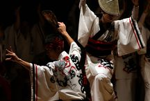 Festival matsuri 祭り 踊り
