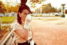 Dazzlin' Gal / Vintage Hairstyles & Make Up by Dazzlin'Gal www.dazzlingal.com