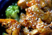 Thai/Chinese food recipes