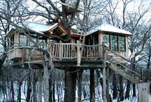 Tree Houses...Homes...Stayz