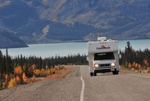Great road trips for RV's