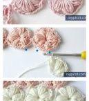 puntada de crochet
