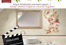 ROMANTIKUS & GLAMOUR fürdőszobák - A Te álomfürdőszoba stílusod / Segítünk a legtöbbet kihozni álmaid fürdőszobájából! -www.álomfürdőszoba.hu