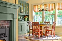 """Dining Room Ideas / by Donna """"Chrissy"""" Falloon"""