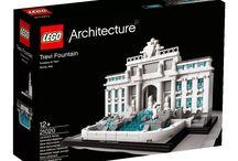LEGO Architecture new arrival- LEGO 21020 Italy Trevi Fountain