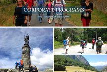 Corporate programs | Walking Mentorship