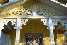 Mina drömmars hus / The house of my dreams