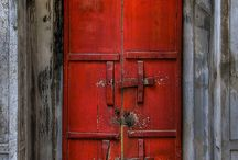 Doors. I Have a Thing 4 Doors. / by Robyn-Coffee&Cotton Elkinton