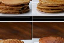 pan cakes