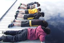 Education - cool photo / Kids on a trip to Pekapeka Wetlands, Hawkes Bay NZ