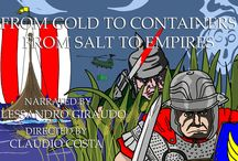 From Gold to Containers, From Salt to Empires / Economy