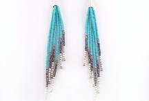 Beadwork/Jewelry Ideas / by Kristina Karson