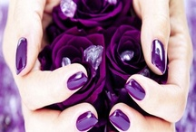 FOR THE LUV OF PURPLE! / by Lynda M