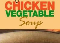 Weight watchers chicken soup