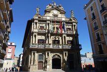 Pamplona / Guía de Pamplona, qué ver y hacer, fiestas y gastronomía tradicional o cómo llegar, toda la información para que planifiques tu visita a la ciudad, http://bit.ly/1PQn9Rb