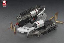 оружие концепт