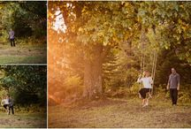 Ideas - Engagements / Pictures taken @ Brule River Barn